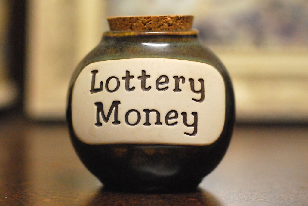 Lottery Money Pot