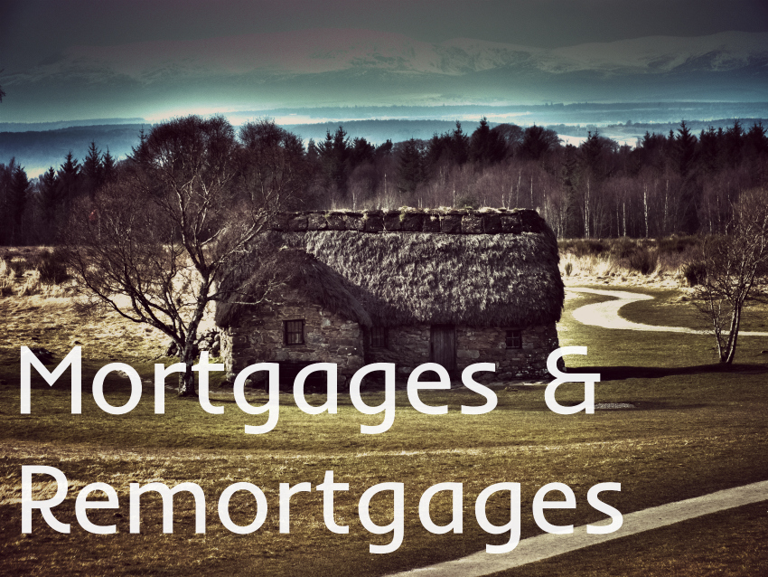 Mortgages House Culloden